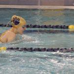 Girls Varsity Swimming beats Mishawaka 128 – 58