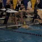 Swimming & Diving vs. South Bend Clay  1/15/20  (Photo Gallery 1 of 2)