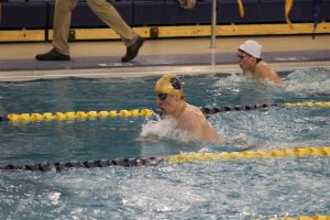 Boys Swimming & Diving vs. South Bend Riley  1/16/20  (Photo Gallery)
