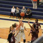 Girls Junior Varsity Basketball beats Culver Millitary (Academies) 37 – 16