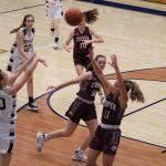 Girls Varsity Basketball beats Culver Millitary (Academies) 55 – 37