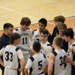 Boys Freshman Basketball falls to John Glenn 34 – 32