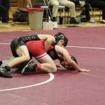 Wrestling @ NIC Championships  1/18/20  (Photo Gallery)