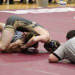 Boys Varsity Wrestling finishes 5th place at NIC Wrestling Tournament