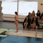 Girls Swimming @ NIC Championships  1/18/20  (Photo Gallery)