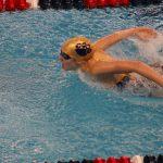 Girls Varsity Swimming finishes 6th place at NIC Girls Swimming Championships