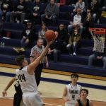 Boys Junior Varsity Basketball falls to Penn 51 – 40