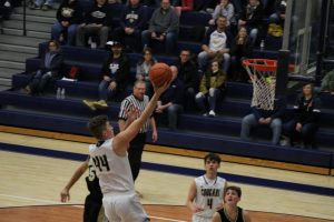 Boys JV Basketball vs. Penn  1/18/20  (Photo Gallery)