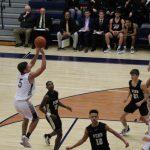 Boys Varsity Basketball falls to Penn 51 – 46