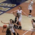 Girls Junior Varsity Basketball beats Bi County Tournament Opening Round Argos 24 – 20