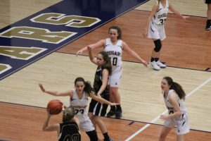 Girls JV Basketball vs. Argos:  TCU Bi-County Tournament  1/20/20  (Photo Gallery)