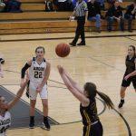 Girls Varsity Basketball falls in the TCU Bi-County Consolation Game vs. Culver 60 – 57