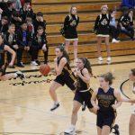 Girls Varsity Basketball falls to Argos 52 – 37 in the TEACHERS CREDIT UNION BI-COUNTY TOURNAMENT 1st round game.