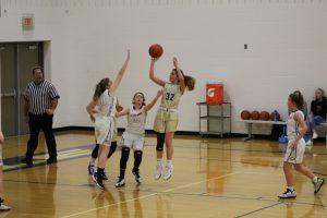 Girls JV Basketball vs. Culver @ TCU Bi-County Tournament  1/22/20  (Photo Gallery)