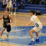 Boys Junior Varsity Basketball falls in Championship vs. Triton 42 – 37