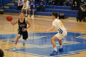Boys JV Basketball vs. Triton @ TCU Bi-County Tournament Championship 1/25/20  (Photo Gallery)