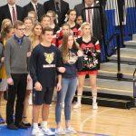 Boys Varsity Basketball vs. John Glenn @ TCU Bi-County Championship 1/25/20  (Photo Gallery)