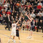 Boys Varsity Basketball falls to Glenn 48 – 30