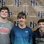 Fronk, Whitenack and Young named to the 2019-20 All-NIC Wrestling Team!