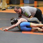 Wrestling @ IHSAA Sectional 2/1/20  (Photo Gallery)