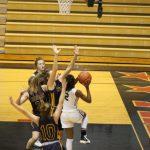 Girls Varsity Basketball falls to IHSAA Sectional opponent South Bend Washington 58 – 41