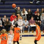 C-Team Cougars Fall to LaPorte