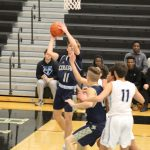 Boys Junior Varsity Basketball falls to Saint Josephs High School – South Bend 55 – 41