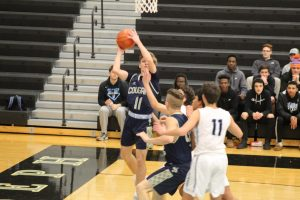 Boys JV Basketball @ South Bend St. Joseph  2/6/20  (Photo Gallery)