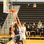 Boys Varsity Basketball falls to Saint Josephs High School – South Bend 59 – 42