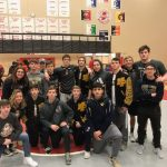 Boys Varsity Wrestling finishes 6th place at IHSAA Wrestling Regional