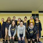 Girls Swimming & Diving @ IHSAA Sectional 2/8/2020