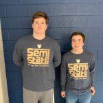 Boys Varsity Wrestling finishes season at IHSAA Wrestling Semi-State