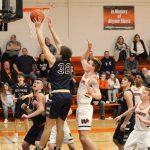 Boys Varsity Basketball beats Westville 61 – 49