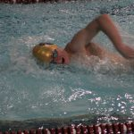 Boys Swimming has great day at IHSAA Sectional Prelims