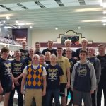 Boys Swimming & Diving @ IHSAA Sectional 2/22/20  (Photo Gallery 2 of 2)