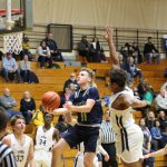 Boys Junior Varsity Basketball falls to Elkhart Central 64 – 55