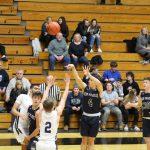 Boys Varsity Basketball falls to Elkhart Central 66 – 59