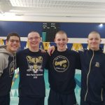 Herald-Argus article:  New Prairie boys medley relay fulfills season-long goal of making state