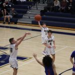 Boys Junior Varsity Basketball falls to South Bend John Adams 47 – 37