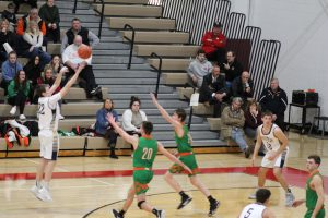 Boys Basketball @ IHSAA Sectional vs. Wheeler  3/3/20  (Photo Gallery)