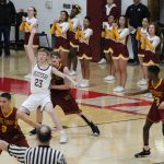 Herald-Argus article:  Ten Cougars score in rout of River Forest as New Prairie advances to sectional final