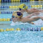 Photo Gallery #5:  B & G Basketball, Girls Swim & Diving, Wrestling