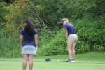 Cougar Ladies' Varsity Golf Win Three Matches