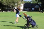 LADY COUGARS GOLF TEAM DEFEATS NIC FOE South Bend Adams