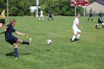 Boys Varsity Soccer falls to Trinity School at Greenlawn 4 – 0