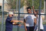 Boys Varsity Tennis beats Highland 5 – 0