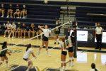 Girls Varsity Volleyball beats Wheeler 3 – 0 on Senior Night.