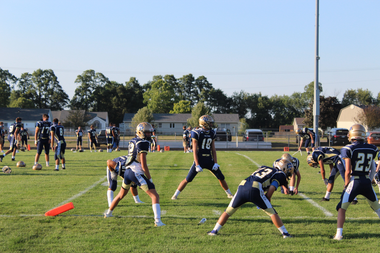 Varsity Football vs. La Porte 8/22/20  (Photo Gallery 2 of 4)