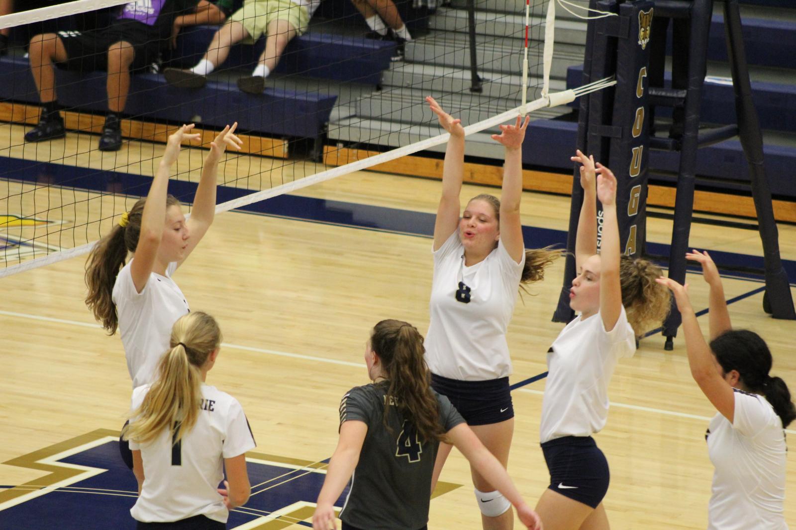 JV  Volleyball vs. SB St. Joseph  9/1/20 (Photo Gallery)