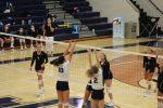 Girls Junior Varsity Volleyball beats South Bend John Adams  2 – 0
